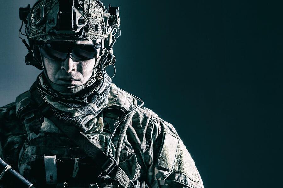 Soldier representing Fognigma